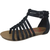Jellypop Shoes Women's Journey 1 Gladiator Sandals