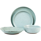 Kaya Blue 16 pc Dinnerware Set