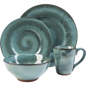 Sango Toren Denim 16 pc. Dinnerware Set