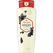 Old Spice Body Wash for Men Exfoliate with Charcoal Scent Inspired by Nature 16 oz.