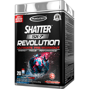 Muscletech SX7 Revolution Shatter Icy Rocket Freeze 20 servings