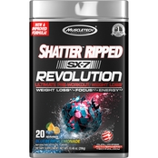 Muscletech SX7 Revolution Shatter Ripped Blueberry Lemonade 20 servings
