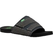 Sanuk Men's Beer Cozy 2 Slides