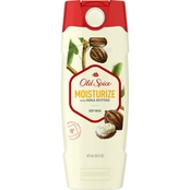Old Spice Body Wash Shea Butter 16 oz.