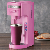 Simply Perfect Single Serve Coffee Maker 120V