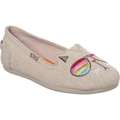 Skechers Women's Bobs Plush Kool Kat Skimmer Shoes