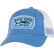 Salt Life Tuna Badge Adjustable Hat