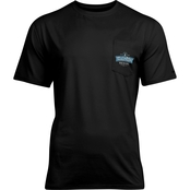 Salt Life Aquaholic Perfromance Pocket Tee