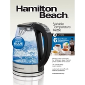 Hamilton Beach 1.7L Variable Temperature Kettle