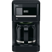 Braun BrewSense 12-Cup Drip Coffee Maker with Brew Strength Selector