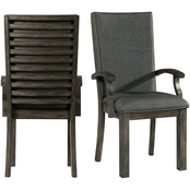 Elements Shelter Bay Arm Chair Set