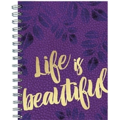 Beautiful Violet Journal