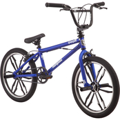 Mongoose Boys Grid Mag 20 in. Freestyle Bike