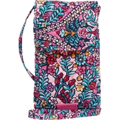 Vera Bradley Carson Cell Phone Crossbody