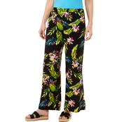 Passports Self Tie Wide Leg Pants