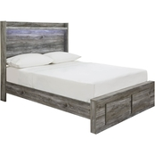 Baystorm panel bed