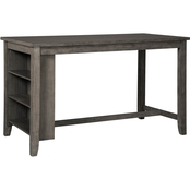 Signature Design by Ashley Caitbrook Rectangular Counter Table