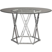 Madanere Round DRM Table