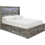 Signature Design by Ashley Baystorm Storage Bed