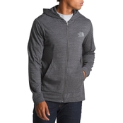 The North Face Gradient Sunset Tri Blend Full Zip Hoodie