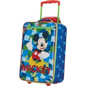American Tourister Disney Kids Mickey Mouse 18 in. Softside Upright