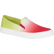 Sperry Women's Seaside Dip Dye Sneakers
