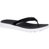 Sperry Women's Adriatic Skip Lace Leather Flip Flop