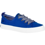 Sperry Women's Crest Vibe Gingham Sneakers