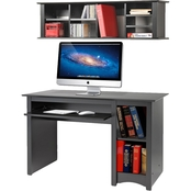 Prepac Sonoma Wall Mounted Desk Hutch