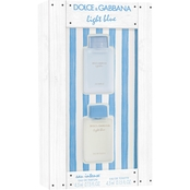Dolce & Gabbana Light Blue and Light Blue Eau Intense Pour Femme Duo 2 pc. Gift Set