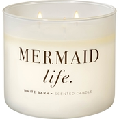 Bath & Body Works Island Style 3 Wick Candle, Turquoise Waters