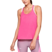 Under Armour Whisperlight Foldover Tank Top