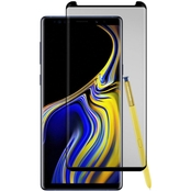 Gadget Guard - Black Ice Cornice Curved Glass Protector For Samsung Note 9-Clear