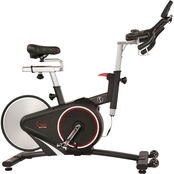 Sunny Health & Fitness Belt Drive Magnetic Indoor Cycling Bike