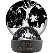 Gemmy Flying Tree and Witches Halloween Shadow Lights