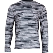 Salt Life Camo Fusion Performance Pocket Fishing Tee