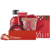 The Body Shop Strawberry Essential Selection 5pc Gift Set