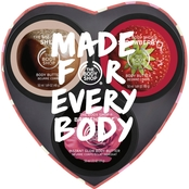The Body Shop Body Butter Trio 3pc Gift Set