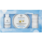 The Body Shop Camomile 1,2,3 Kit 3 pc. Gift Set