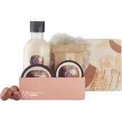 The Body Shop Shea Essential Selection 5pc Gift Set