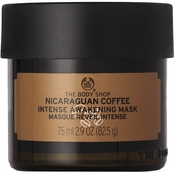 The Body Shop Nicaraguan Coffee Intense Awakening Mask 2.9 oz.