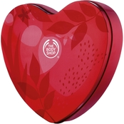 The Body Shop Strawberry Heart 3 pc. Gift Set