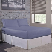 Bed Tite Absolutely Fitting 500 Thread Count CVC Sheet Set