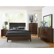 Homelegance Cotterill Queen Bed 5 pc. Set with Chest