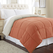 Sanctuary Amrapur Overseas Reversible Down Alternative Comforter