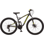 Mongoose Status 2.4 Full Suspension Mountain Bike