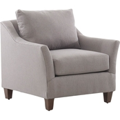 Jericho Chair Lily Pewter