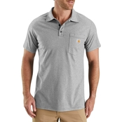 Carhartt Force Delmont Polo Tee
