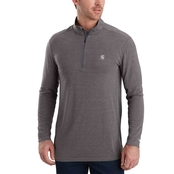 Carhartt Force Half Zip Polo