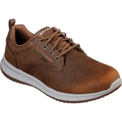 Skechers Streetwear Men's Delson-Antigo Brown 204